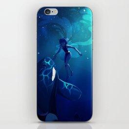 Lapis Ocean iPhone Skin