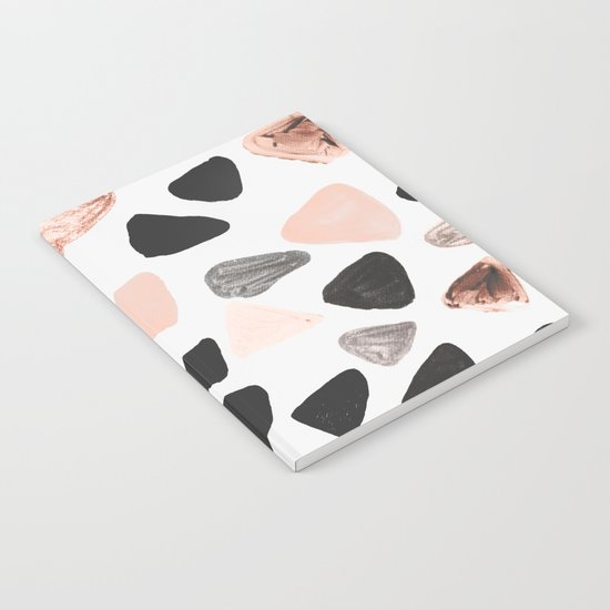 Rounded Triangles Notebook