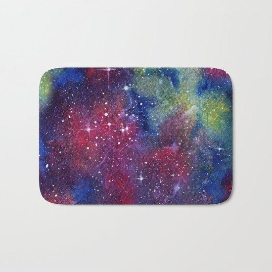 Galaxy #1 Bath Mat