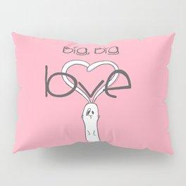 Big, big LOVE Pillow Sham
