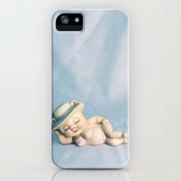 Lipstick on a Pig iPhone Case