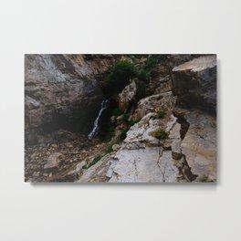 Cecret Waterfall Metal Print