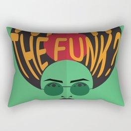 Dance Party Invitation Rectangular Pillow