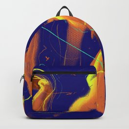 Music Study 002 Backpack