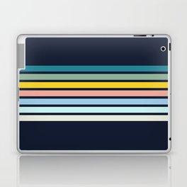 Dunuma - 70s Vintage Style Retro Stripes Laptop & iPad Skin