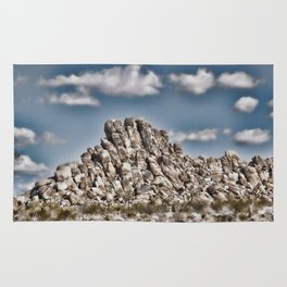 Rock Pile - Painterly Rug