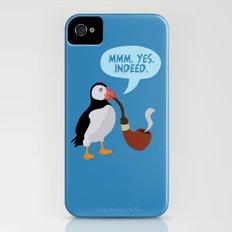 puffin' iPhone (4, 4s) Slim Case