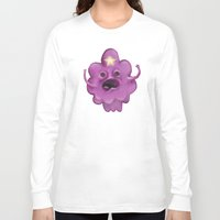 lumpy space princess Long Sleeve T-shirts featuring The Princess of Lumpy Space by Kristin Frenzel