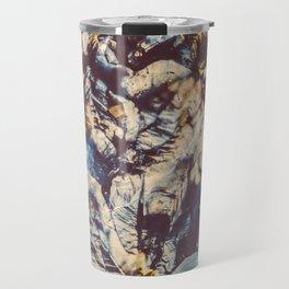 Agate Crystals  Travel Mug