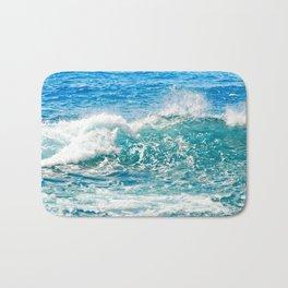 Kashmir Blue Sapphire Bath Mat