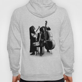 The Invisibles (On Grey) Hoody