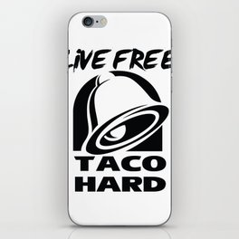 Taco Hard iPhone Skin