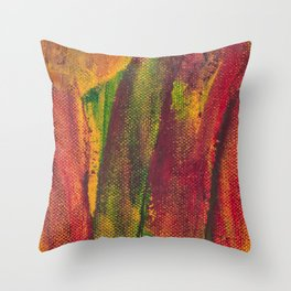 Abstract Painting 14 Throw Pillow