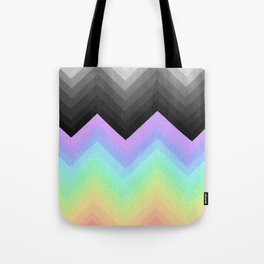 Rainbow Break Tote Bag