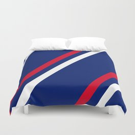 Made In Wyoming Duvet Cover