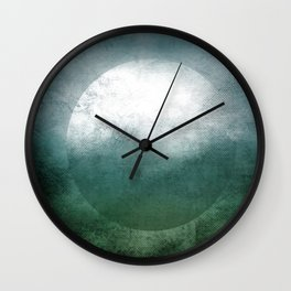 Circle Composition VII Wall Clock