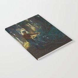 Familiar #8 Notebook