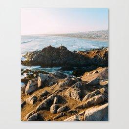 Tanaka, Perú Canvas Print