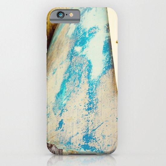 cape cod blue iPhone & iPod Case