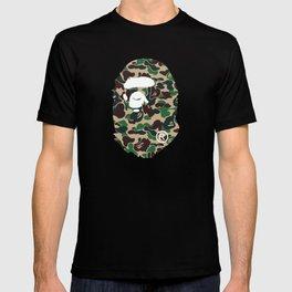 BAPE ABC CAMO APE T-shirt