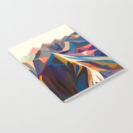 Mountains original Notebook