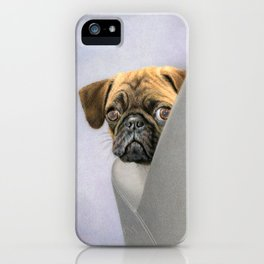 """Oh, You're Home..."" iPhone Case"