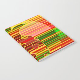 Pineapple Party Notebook