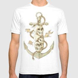 Three Missing Pirates T-shirt