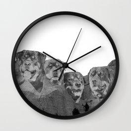 Mount Rottmore Wall Clock