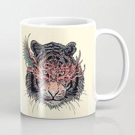 Masked Tiger Coffee Mug
