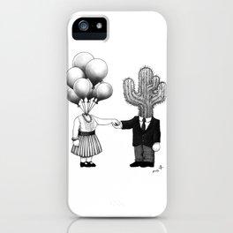 Soul Mates (2013) iPhone Case