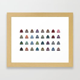 Bobble Bobble - NFL Framed Art Print