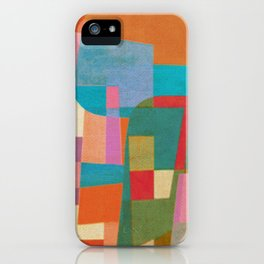 Burton Wasserman in Copacabana iPhone Case
