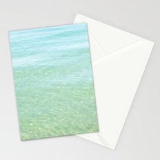 Glisten Shimmering Waves Stationery Cards