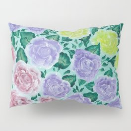 HAPPY ROSES Pillow Sham