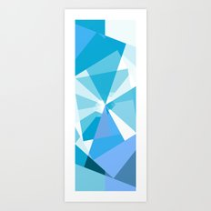Geometry 2 Art Print