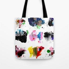 9 abstract rituals (2) Tote Bag