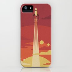 Atomic Sky iPhone (5, 5s) Slim Case