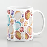 eggs Mugs featuring Eggs by Sushibird