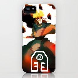 Avatar Kyoshi II iPhone Case