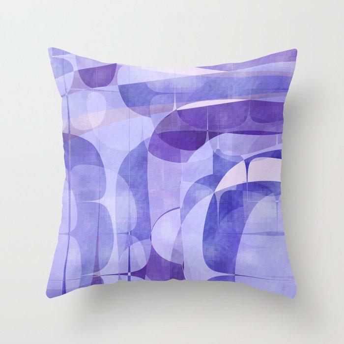Sorrowful Throw Pillow