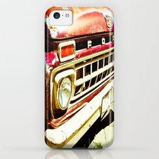 Ford Tough (2) Slim Case iPhone 5c