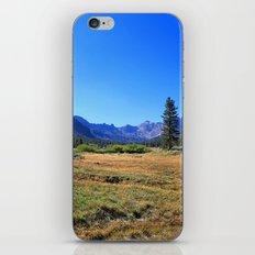 Hannah Mountain iPhone & iPod Skin