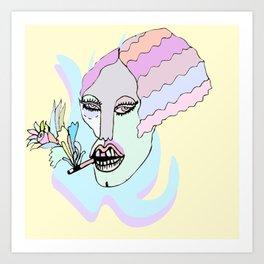 short circuit Art Print