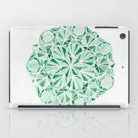 malachite iPad Cases featuring Malachite by Strange Charm
