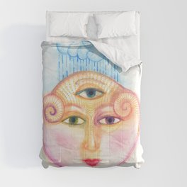 daemon of complicated times Comforters