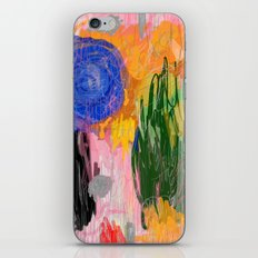Insight in a distance iPhone & iPod Skin