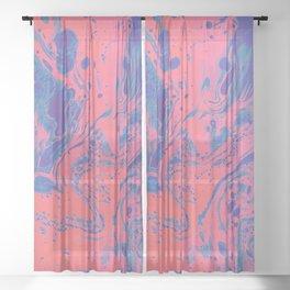 Sugar Melt Sheer Curtain