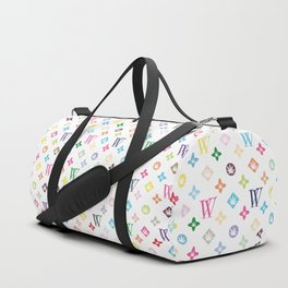 Weed Couture Multicolor Duffle Bag