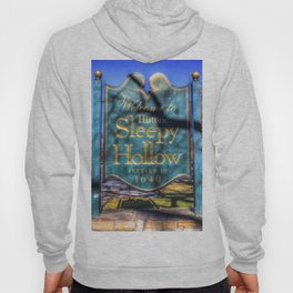 Sleepy Hollow Village Sign Hoody